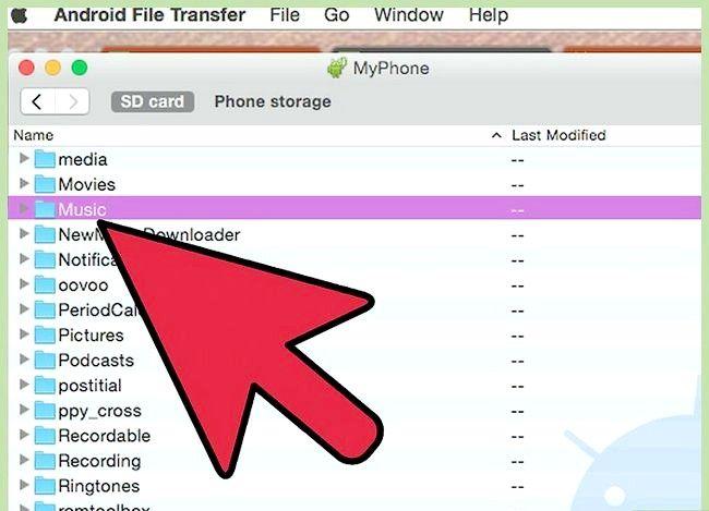 Beeld getiteld Oordrag iTunes na die LG G2 Stap 16