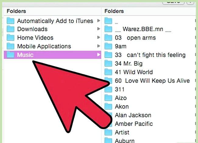 Prent getiteld Oordrag iTunes na die LG G2 Stap 17