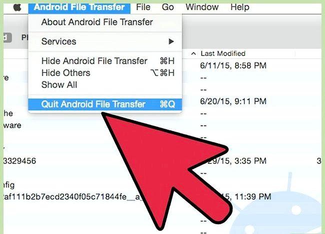 Prent getiteld Oordrag iTunes na die LG G2 Stap 19