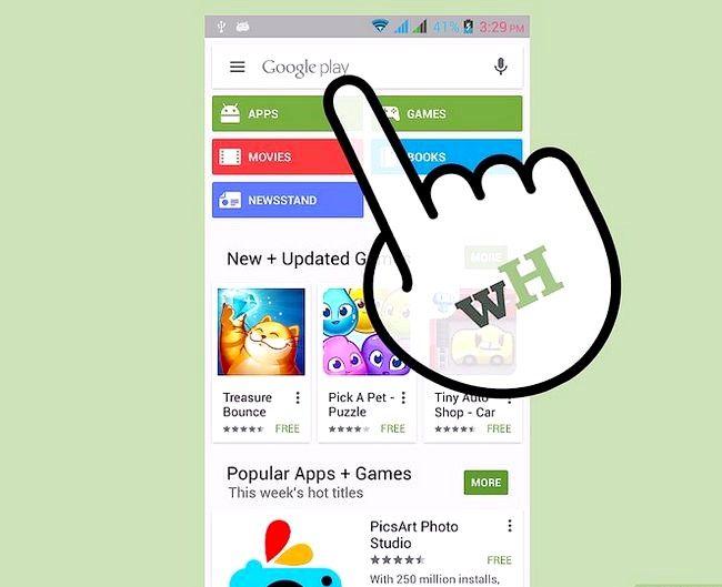 Prent getiteld Oordrag iTunes na die LG G2 Stap 20