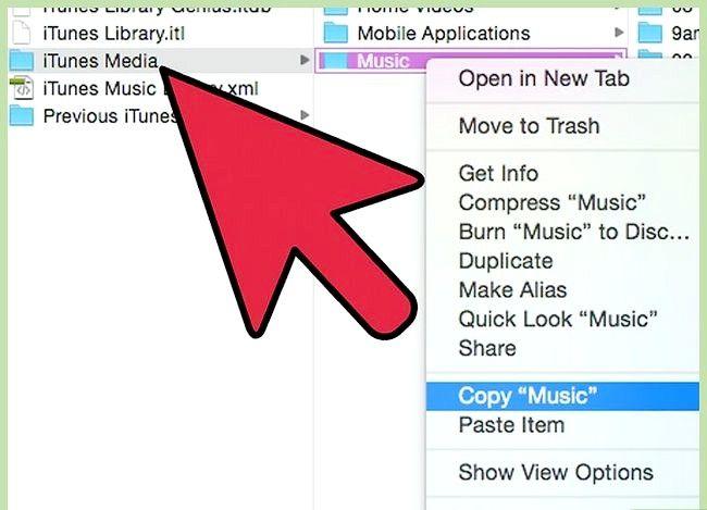 Prent getiteld Oordrag iTunes na die LG G2 Stap 6
