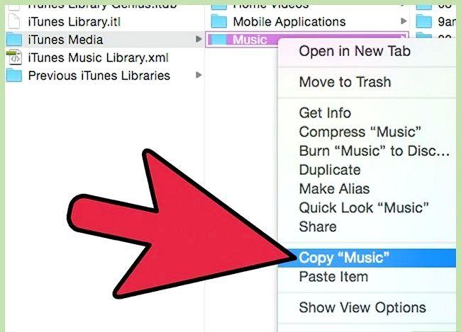 Prent getiteld Oordrag iTunes na die LG G2 Stap 7