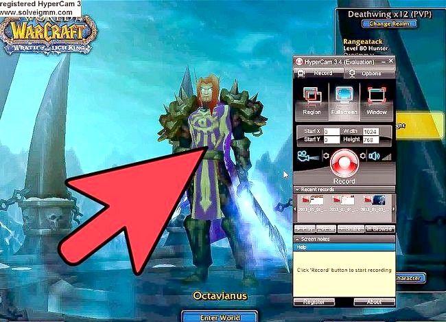 Beeld getiteld Oordrag Goud van Alliansie na Horde in World of Warcraft Stap 1