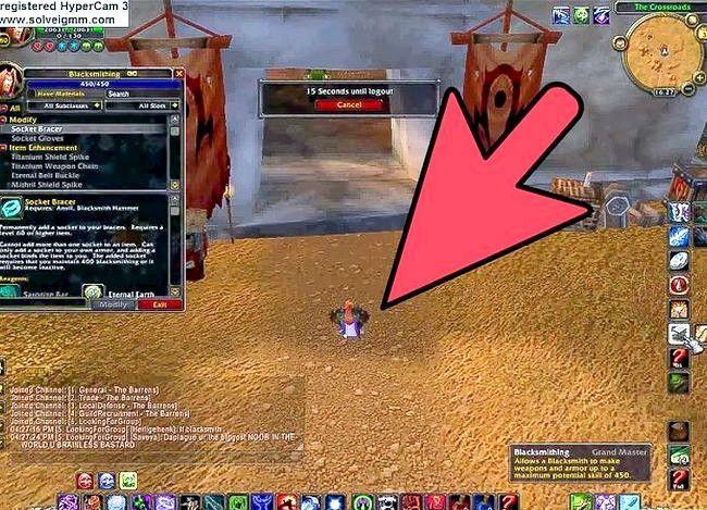 Beeld getiteld Oordrag Goud van Alliansie na Horde in World of Warcraft Stap 11