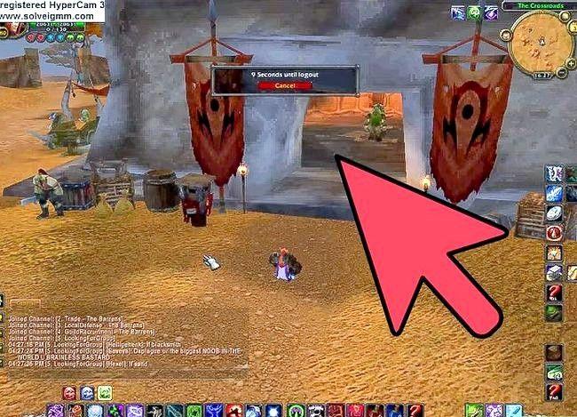 Beeld getiteld Oordrag Goud van Alliansie na Horde in World of Warcraft Stap 12