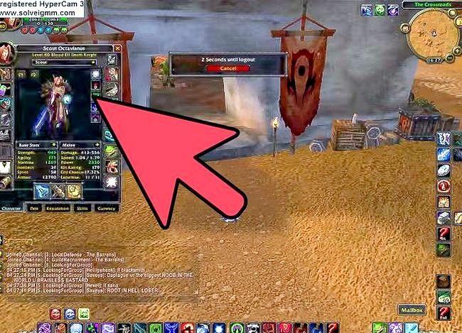 Beeld getiteld Oordrag Goud van Alliansie na Horde in World of Warcraft Stap 13