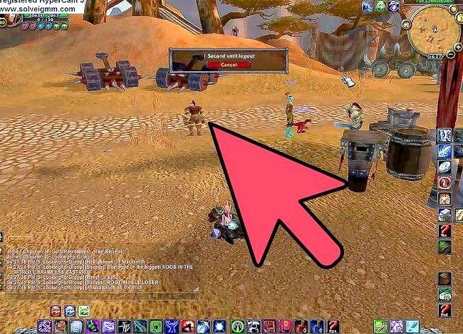 Beeld getiteld Oordrag Goud van Alliansie na Horde in World of Warcraft Stap 14