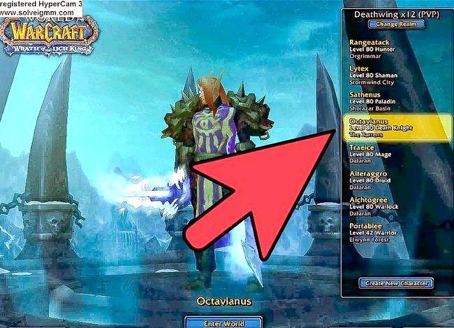 Beeld getiteld Oordrag Goud van Alliansie na Horde in World of Warcraft Stap 2