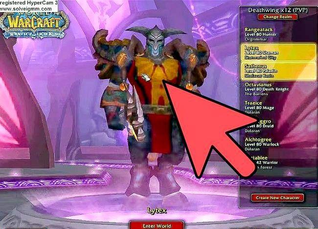 Beeld getiteld Oordrag Goud van Alliansie na Horde in World of Warcraft Stap 3