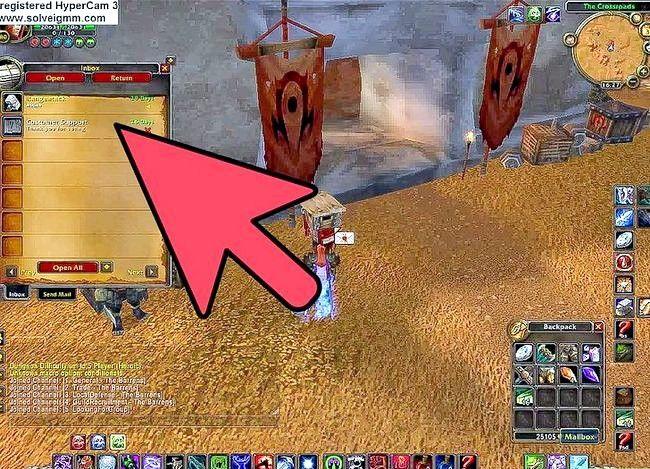 Beeld getiteld Oordrag Goud van Alliansie na Horde in World of Warcraft Stap 9