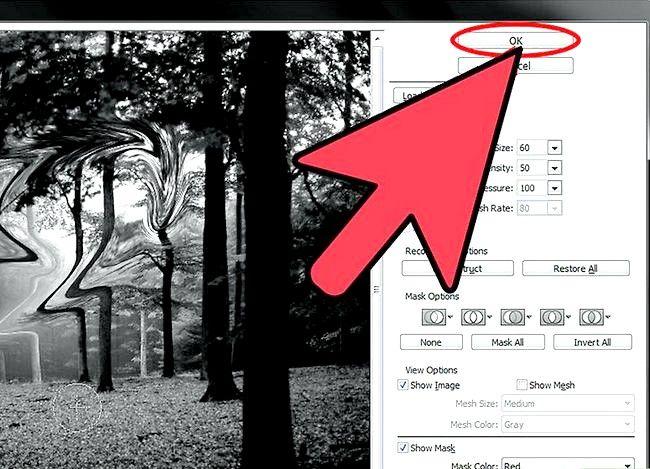 Prent getiteld Morph Pictures in Adobe Photoshop Stap 6