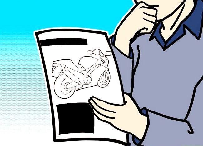 Prent getiteld Haul a Motorcycle Step 1Bullet2