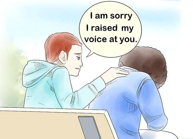 Prent getiteld Behandel Mense Met Respek Stap 12
