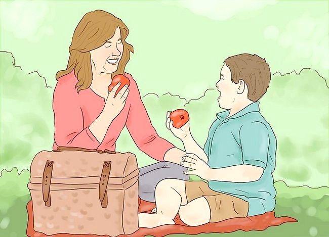 Prent getiteld Behandel jou moeder op haar verjaarsdag Stap 12