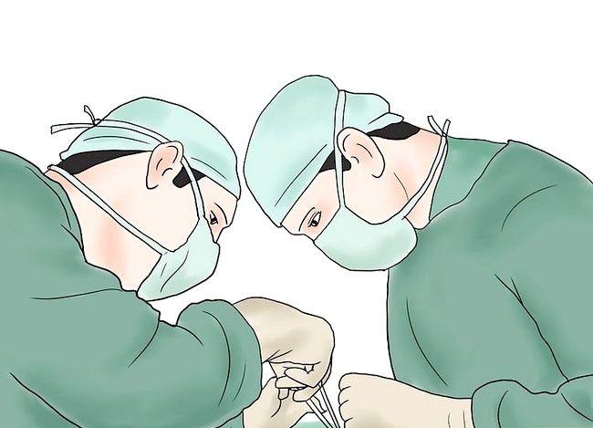 Hoe om gangreen te behandel