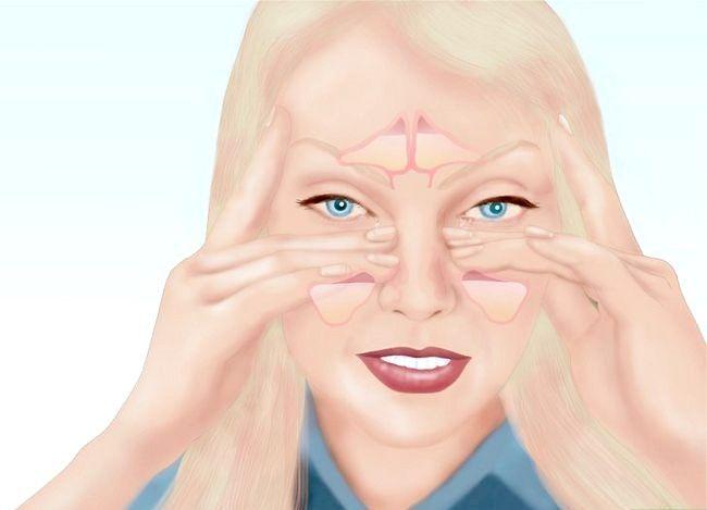 Hoe om aromaterapie te gebruik vir `n sinus infeksie