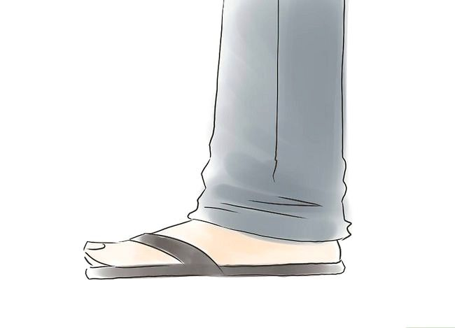 Prent getiteld Dra Boyfriend Jeans Stap 15