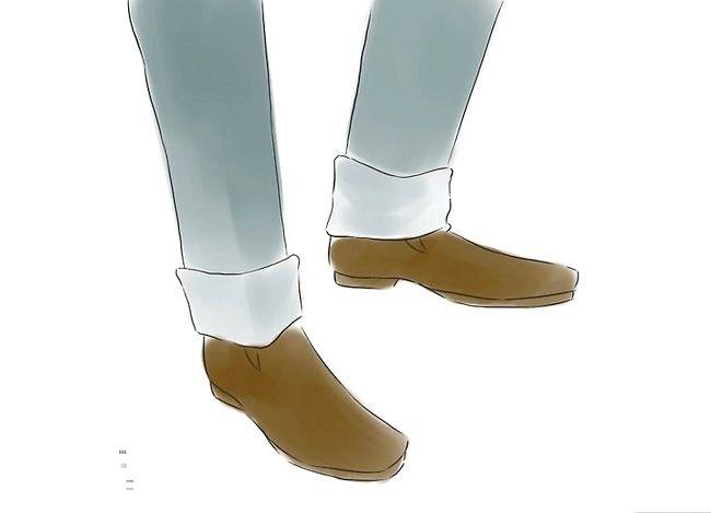 Prent getiteld Dra Boyfriend Jeans Stap 6