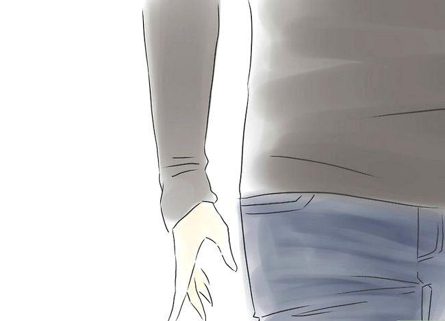 Prent getiteld Dra Boyfriend Jeans Stap 9