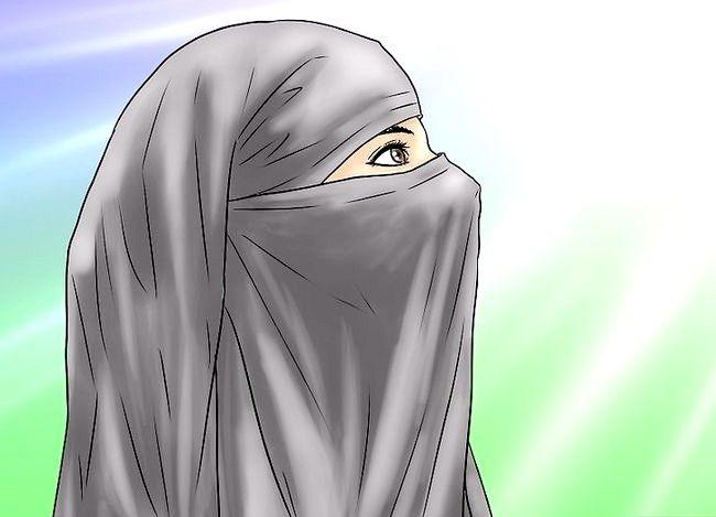 Hoe om die NICAB in `n nie-Moslem land te gebruik