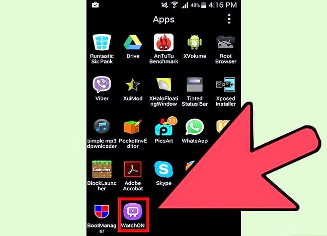 Hoe om die Samsung Galaxy S4 te gebruik as `n TV-afstandsbediening