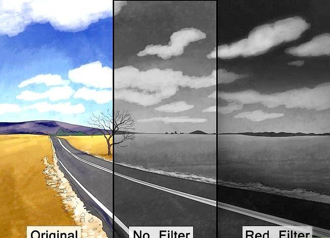 Prent getiteld Gebruik filters in Fotografie Stap 08