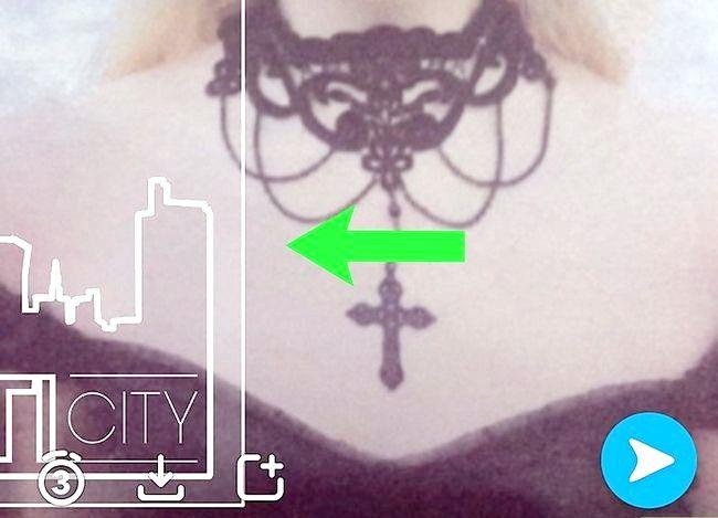 Prent Titel Gebruik Filters op Snapchat Stap 12