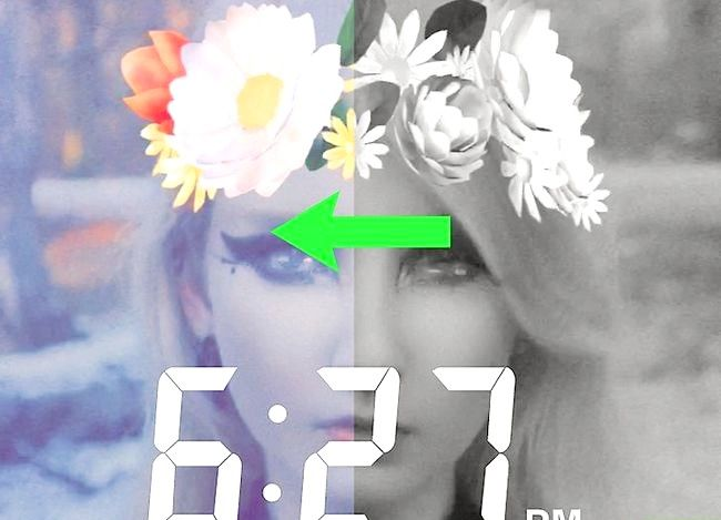 Prent Titel Gebruik Filters op Snapchat Stap 19