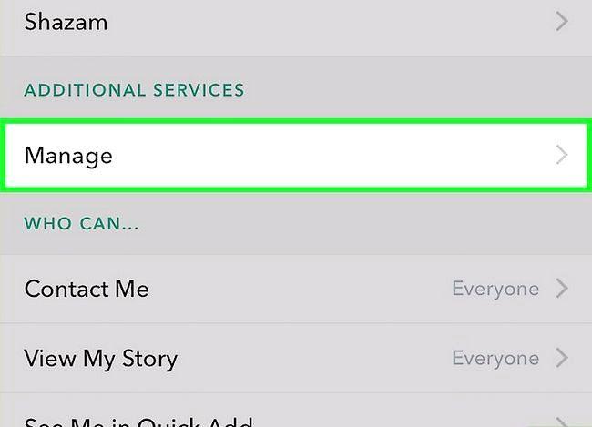 Prent Titel Gebruik Filters op Snapchat Stap 4