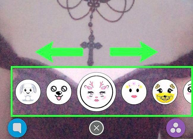Prent Titel Gebruik Filters op Snapchat Stap 8