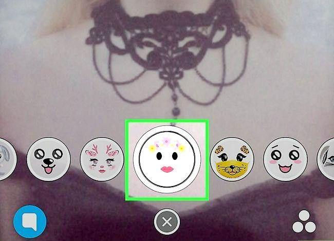 Prent Titel Gebruik Filters op Snapchat Stap 9