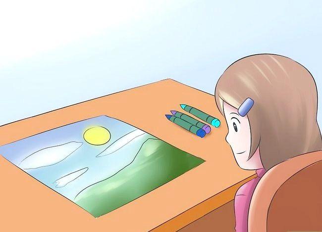 Hoe om beelde en visuele hulpmiddels te gebruik om kinders met outisme te leer