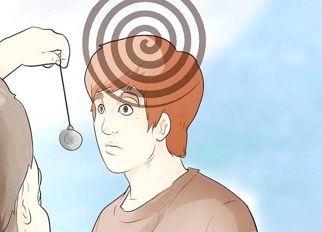 Prent getiteld Gebruik self hipnose om op te hou rook Stap 2