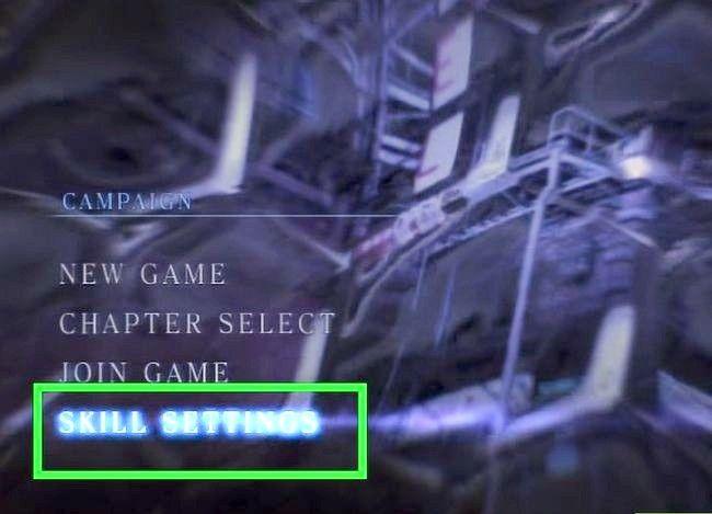 Prent getiteld Gebruik vaardigheidspunte in Resident Evil 6 Step 1