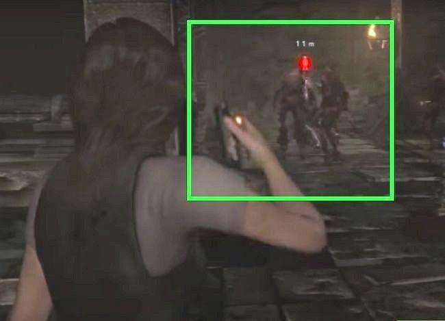 Prent getiteld Gebruik vaardigheidspunte in Resident Evil 6 Step 14