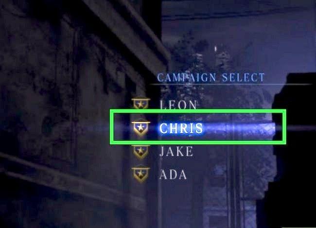 Prent getiteld Gebruik vaardigheidspunte in Resident Evil 6 Stap 15