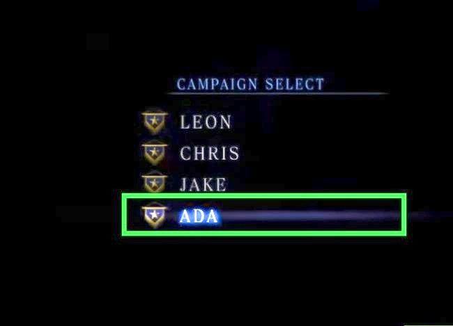 Prent getiteld Gebruik vaardigheidspunte in Resident Evil 6 Stap 17