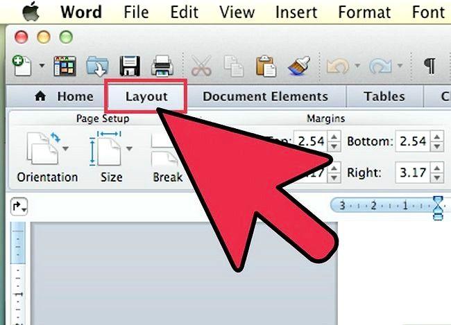 Prent getiteld Gebruik Microsoft Office Word 2007 Step 4