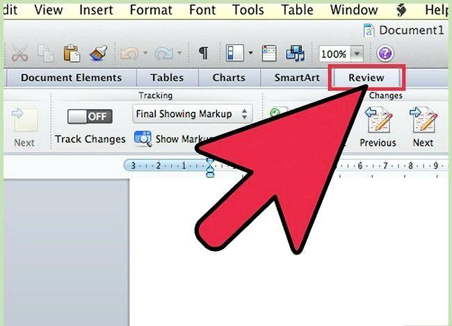 Prent getiteld Gebruik Microsoft Office Word 2007 Step 7