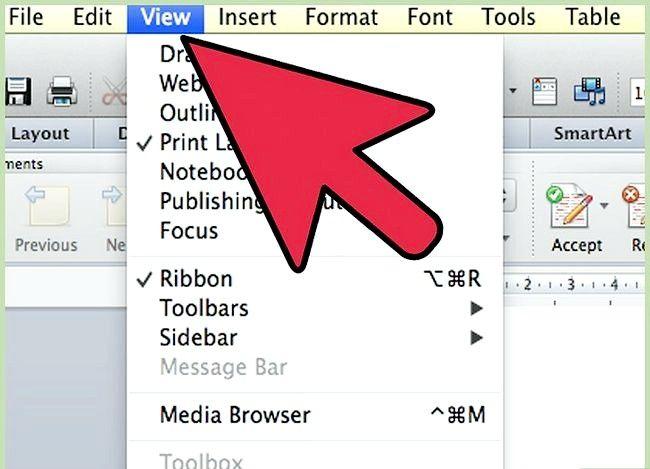 Prent getiteld Gebruik Microsoft Office Word 2007 Step 8