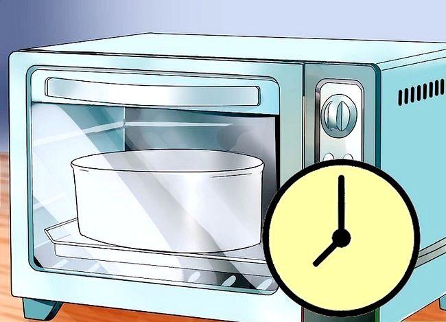 Prent getiteld Gebruik Topsy Turvy Cake Pans Stap 6