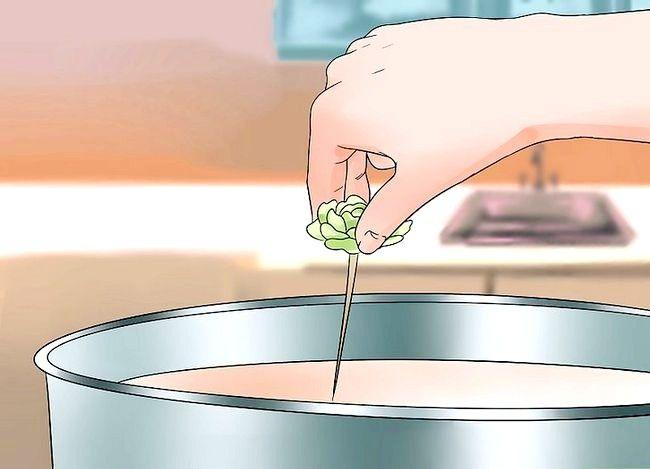 Prent getiteld Gebruik Topsy Turvy Cake Pans Stap 7