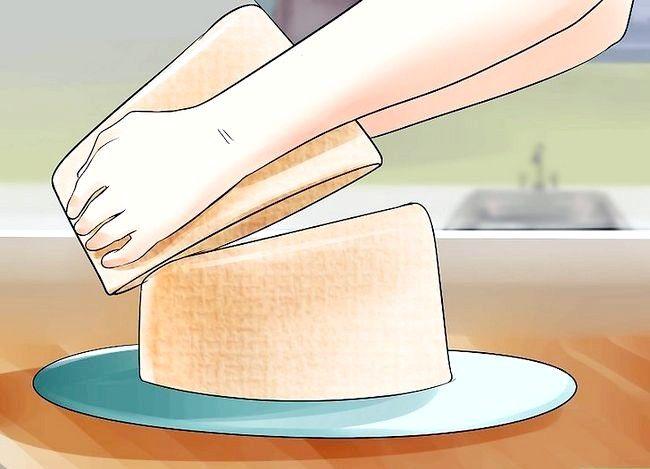 Prent getiteld Gebruik Topsy Turvy Cake Pans Stap 8