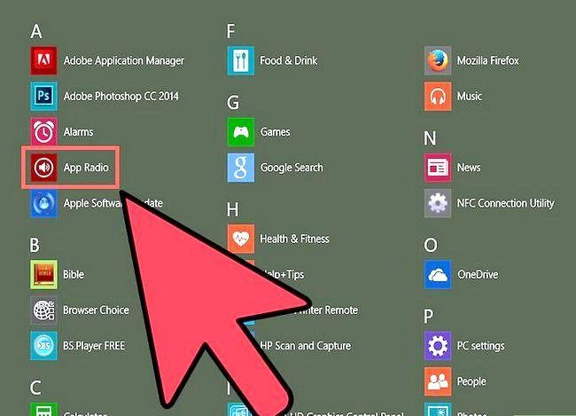Prent getiteld Gebruik OneDrive as jou verstek stoor plek op Windows 8.1 Stap 6
