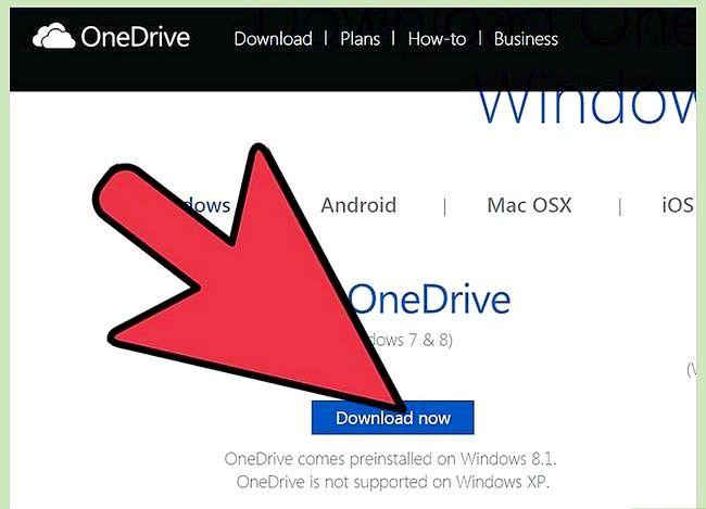 Prent titel Gebruik OneDrive in Windows Stap 1