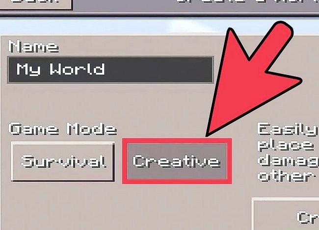 Hoe om sade (sade) in Minecraft PE te gebruik