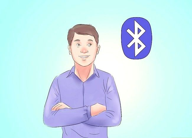 Hoe om `n Bluetooth-toestel te gebruik