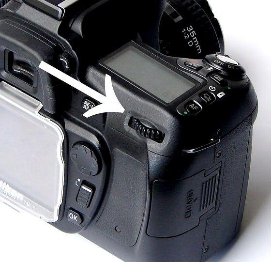 Hoe om `n Nikon Digital SLR kamera te gebruik