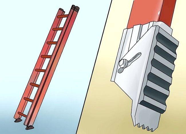Hoe om `n verlengbare leer te gebruik