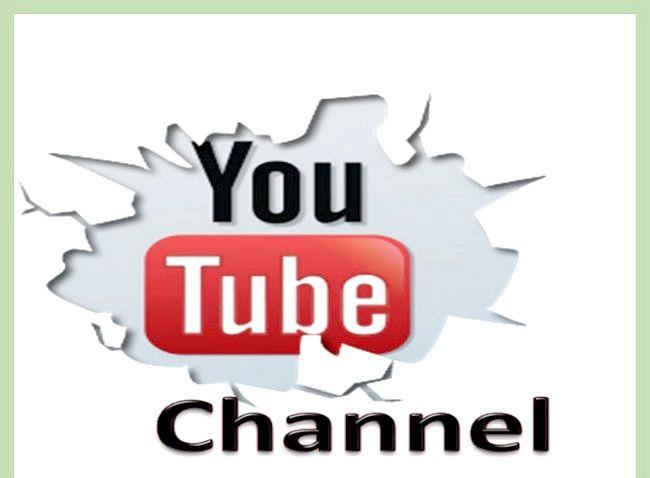 Prent getiteld Gebruik `n foto as jou YouTube Profiel Agtergrond Intro